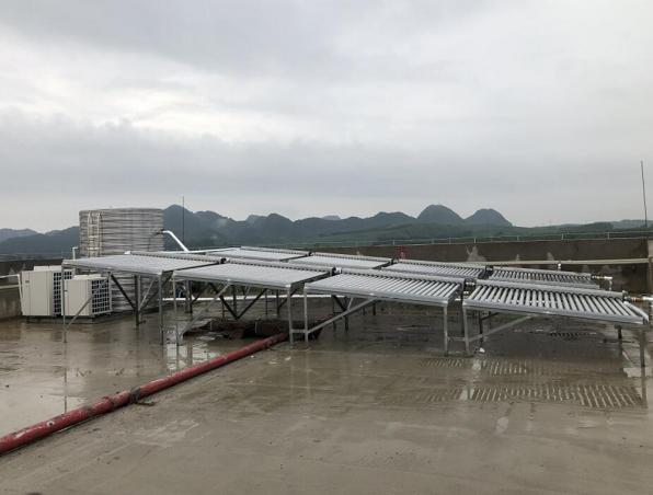 崇左中泰产业园公司宿舍楼热水项目