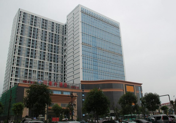川惠大酒店五星级热水工程