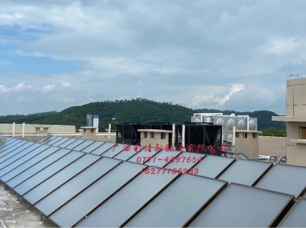 北投集团和交投集团联合体 宿舍楼 太阳能+空气能热水器