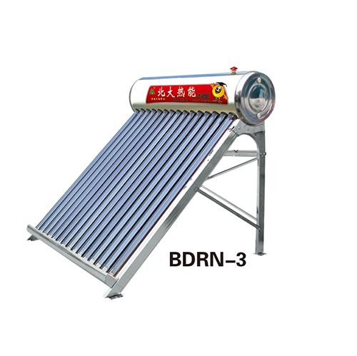 广西太空能热水器